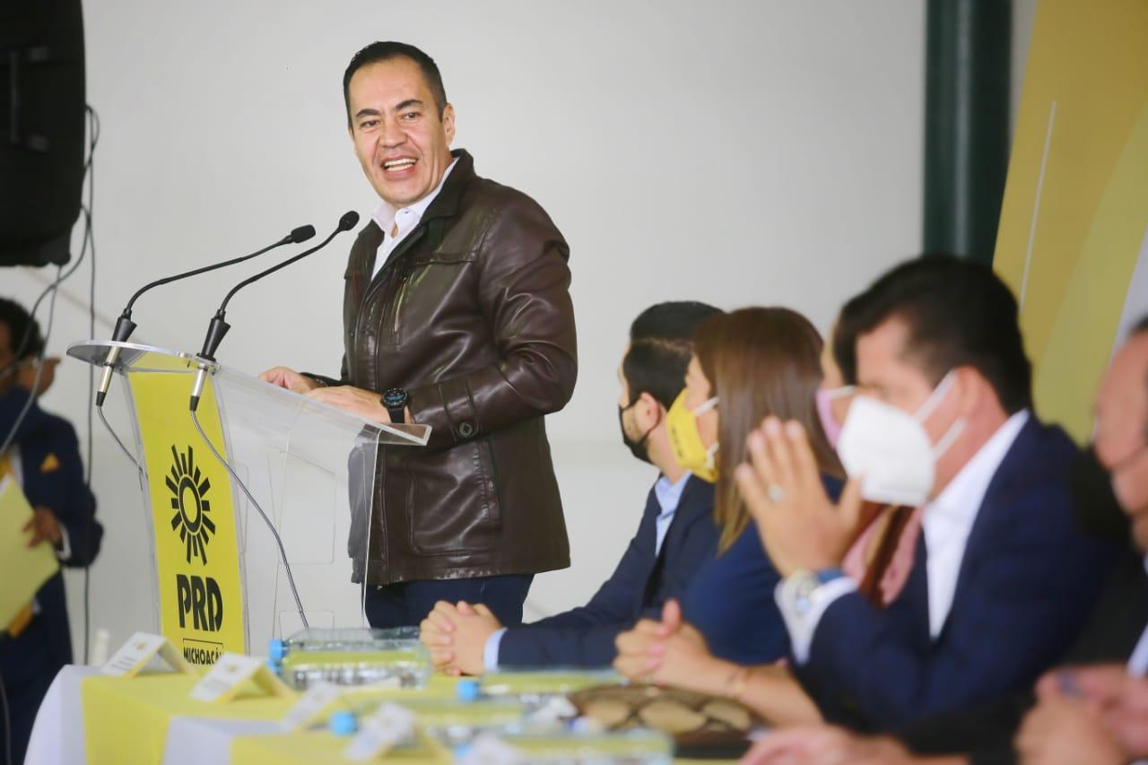 El Equipo por Michoacán llegó para quedarse: Carlos Herrera Tello - Diario  ABC de Michoacán